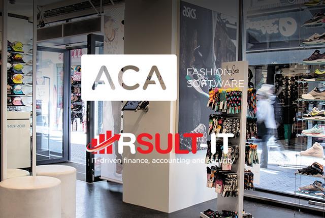 ACA en RSULT-IT realiseren koppeling Winstore Online met boekhoudsoftware Exact en Twinfield