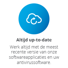 Altijd up-to-date