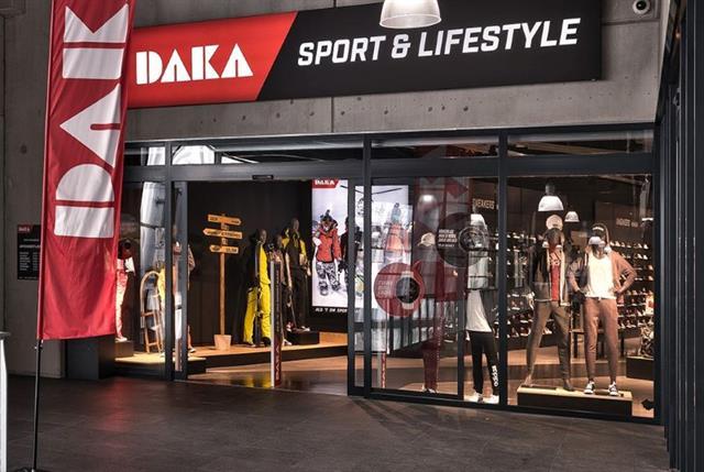 DAKA Sport neemt Sportworld over